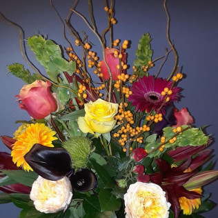 custom floral arrangement yakima wa